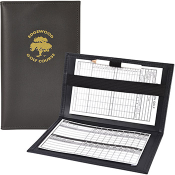 Golf Pro Scorecard Holder
