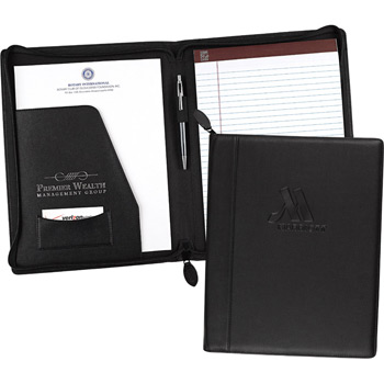 Cape Ann Zip Pad Folio