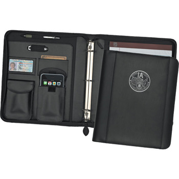 Solutions Ring Binder Folio