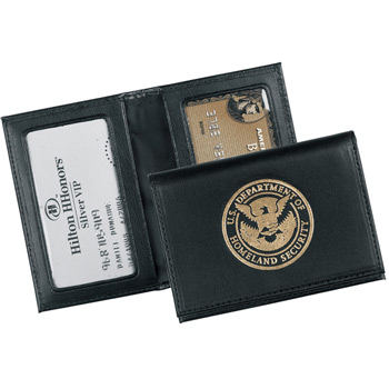 Double ID Identification Holder
