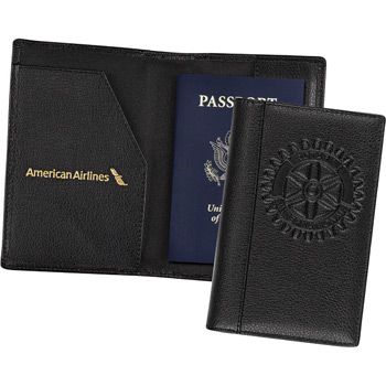 New Englander Passport Holder